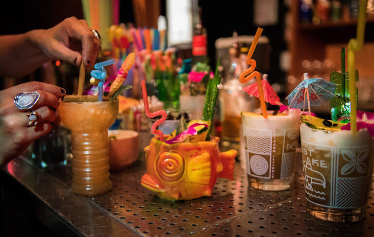 Chicago Tiki Bars